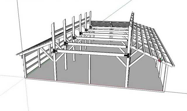 Проект - начало строительства