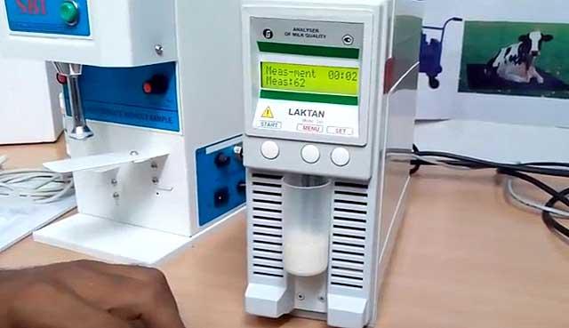 Мини-анализатор «Лактан»