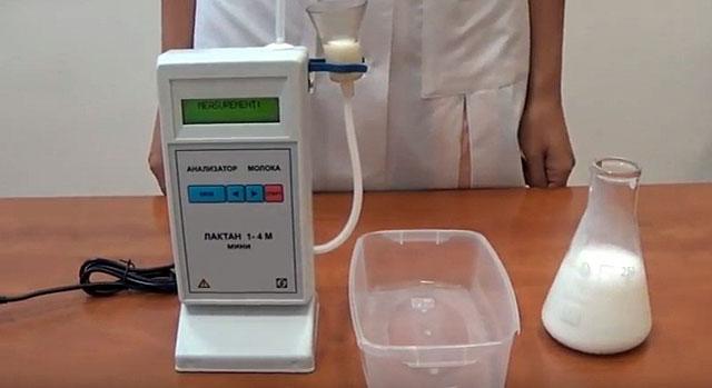 Анализатор качества молока «Лактан 1-4 М»