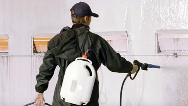 Санитарная обработка, как мера профилактики