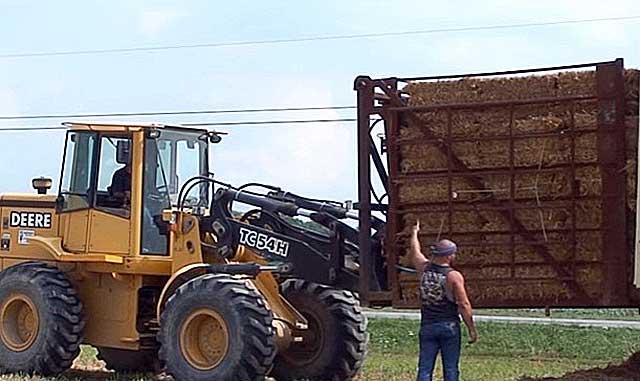 Придется договариваться с трактористами