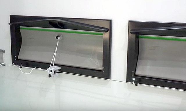 Автоматические окна для проветривания