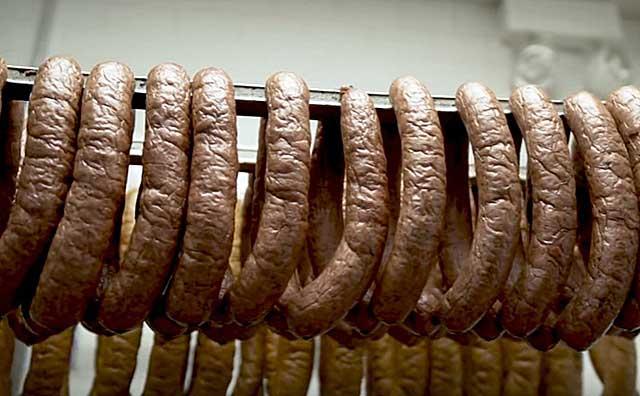 Дополнительный заработок - колбасный или коптильный цех