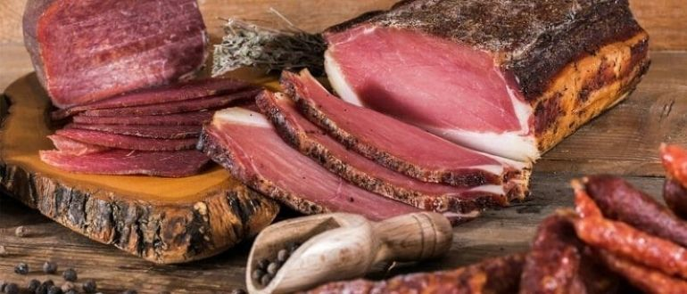 как закоптить мясо