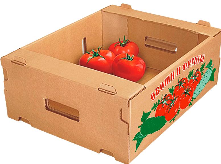 Особенности хранения в гофролотках овощей