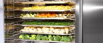 Бизнес на производстве замороженных овощей