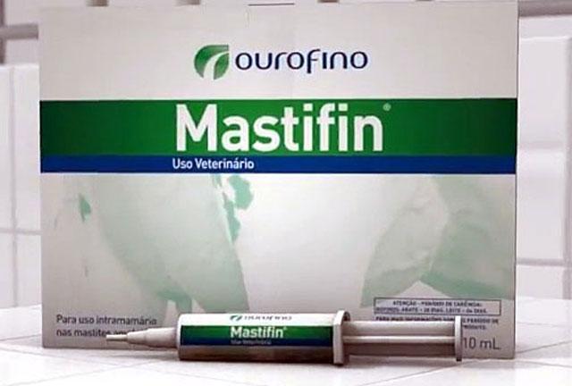 Препарат Мастифин